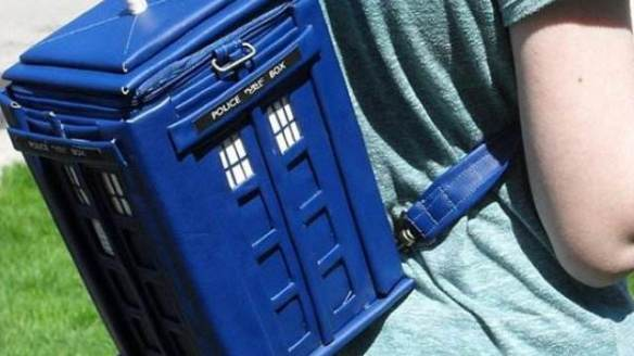Tardis-backpac