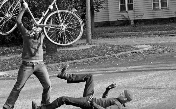 bike rage