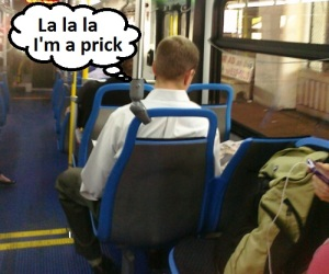 aisle prick