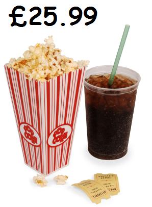 expensive popcorn