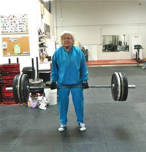 grandma gym