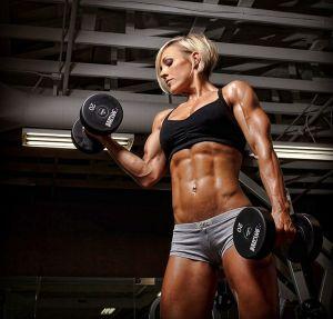 Jessie Hilgenberg - fit