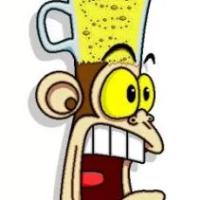 Monkey see, monkey drew.