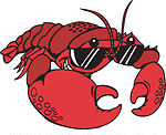 lobster shades