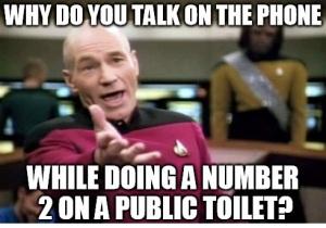 picard phone loo