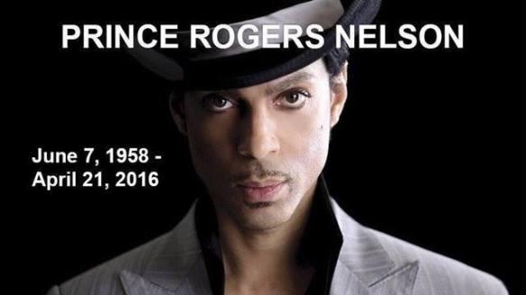 prince in memoriam