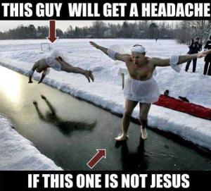 jesus headache