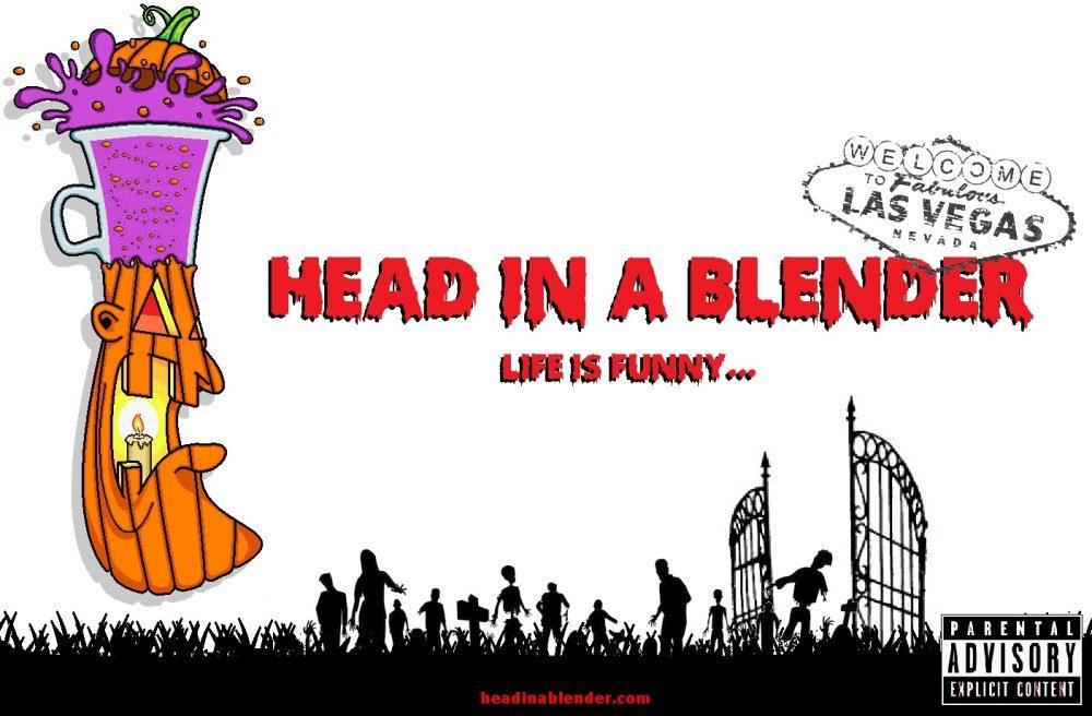 Head In A Blender